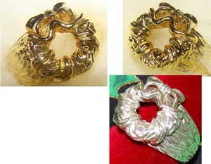 Wreath Rings