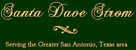 Welcome to Santa Dave Strom's Website!